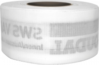Butyl vapor proof tape